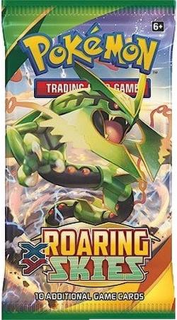 Pokemon TCG: XY Roaring Skies Booster Pack