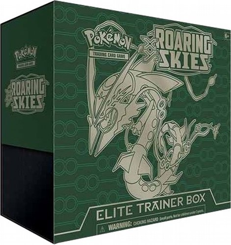 Pokemon TCG: XY Roaring Skies Elite Trainer Box