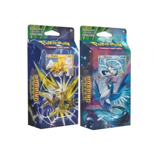 Pokemon TCG: XY Roaring Skies Theme Starter Deck Set [2 decks]