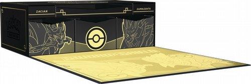 Pokemon TCG: Sword & Shield Zacian and Zamazenta Ultra Premium Collection Box