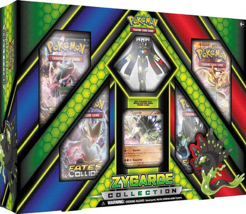 Pokemon TCG: Zygarde Collection Box