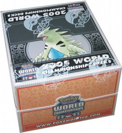 Pokemon: 2005 World Championship Starter Deck Box