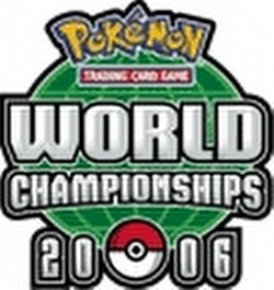 Pokemon: 2006 World Championship Starter Deck Box