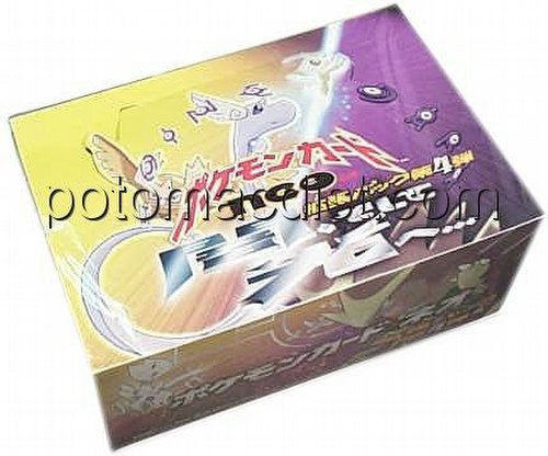 Pokemon: Neo 4 Booster [Jap. 10]