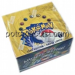 Pokemon TCG: Basic Booster Box [1st Edition/French]