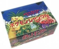 Pokemon TCG: Jungle Booster Box [Japanese]