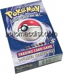Pokemon TCG: Basic Two-Player Starter Set
