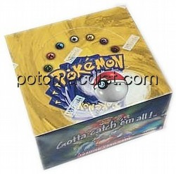 Pokemon TCG: Basic Booster Box [Unlimited]