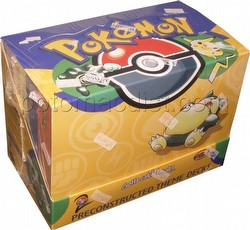 Pokemon TCG: Base Set 2 Preconstructed Starter Deck Box