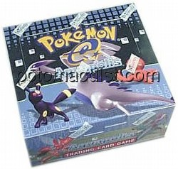 Pokemon TCG: E Aquapolis Booster Box