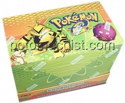 Pokemon TCG: E Expedition Theme Starter Deck Box