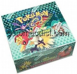Pokemon TCG: E Skyridge Booster Box
