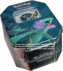 Pokemon TCG: EX 2006 Holiday Tin