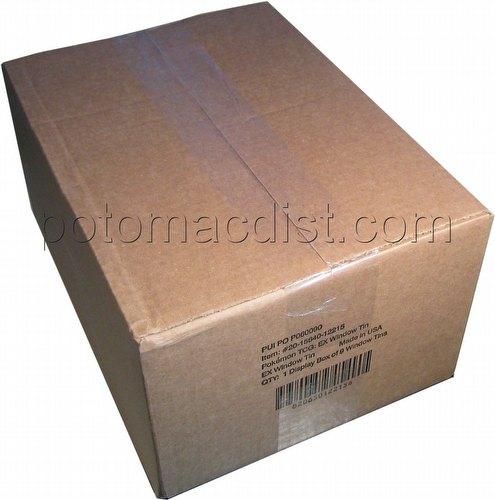Pokemon TCG: EX 2006 Holiday Tin Case [9 tins]