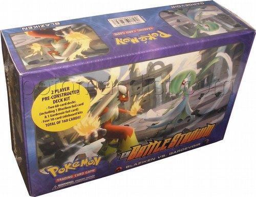 Pokemon TCG: EX Battle Stadium Box