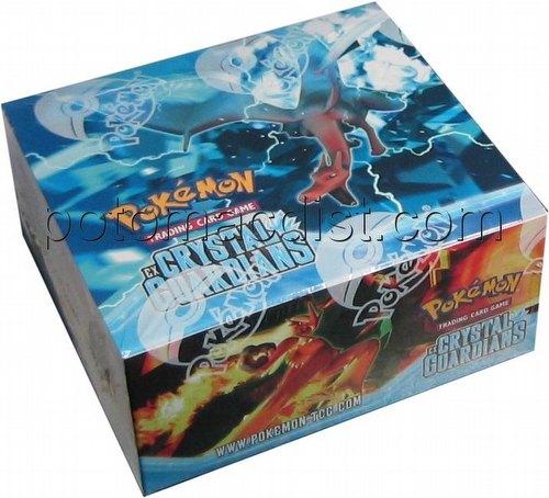Pokemon TCG: EX Crystal Guardians Booster Box