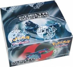 Pokemon TCG: EX Delta Species Booster Box