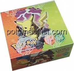 Pokemon TCG: EX FireRed/LeafGreen Booster Box