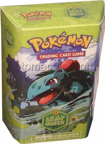 Pokemon TCG: EX LeafGreen [Leaf Green] Theme Starter Deck