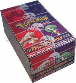 Pokemon TCG: EX Master Trainer Theme Deck Box