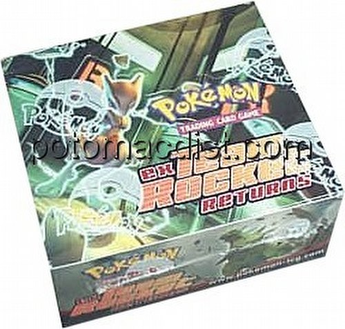 Pokemon TCG: EX Team Rocket Returns Booster Box