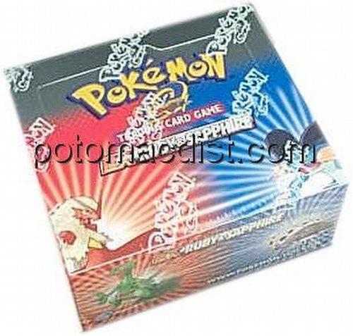 Pokemon TCG: EX Ruby/Sapphire Booster Box