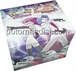 Pokemon TCG: EX Team Rocket Returns Theme Starter Deck Box