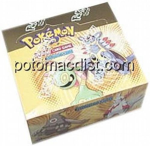 Pokemon TCG: EX Sandstorm Booster Box