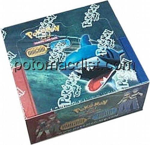 Pokemon TCG: EX Team Magma/Aqua Booster Box