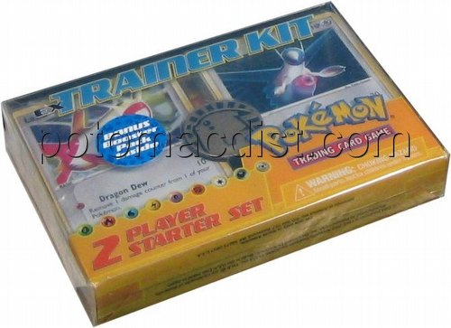 Pokemon TCG: EX Trainer Kit 2-Player Starter Deck