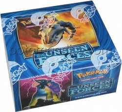 Pokemon TCG: EX Unseen Forces Booster Box