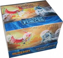 Pokemon TCG: EX Unseen Forces Theme Starter Deck Box