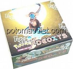 Pokemon TCG: EX Deoxys Booster Box