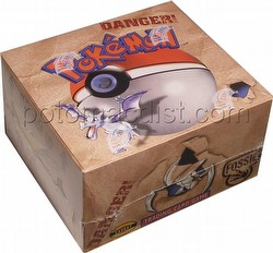Pokemon TCG: Fossil Booster Box [Unlimited]