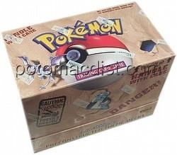 Pokemon TCG: Fossil Theme Starter Deck Box