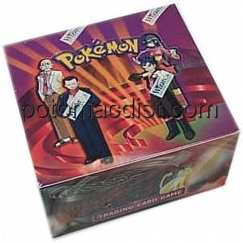Pokemon TCG: Gym Challenge Booster Box [Unlimited]