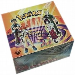 Pokemon TCG: Gym Heroes Booster Box [1st Edition]