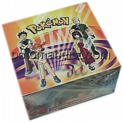 Pokemon TCG: Gym Heroes Booster Box [Unlimited]