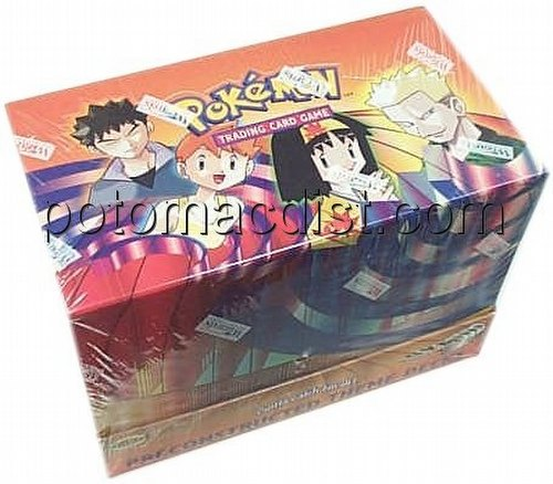 Pokemon TCG: Gym Heroes Preconstructed Starter Deck Box