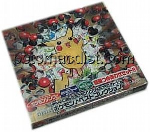 Pokemon TCG: CD & Promo Set  [Japanese]