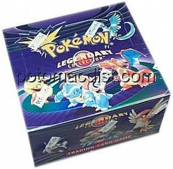Pokemon TCG: Legendary Collection Booster Box