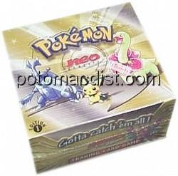 Pokemon TCG: Neo Genesis Booster Box [1st Edition]