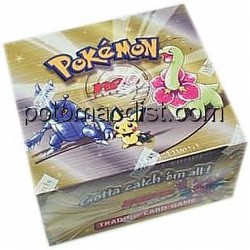 Pokemon TCG: Neo Genesis Booster Box [Unlimited]