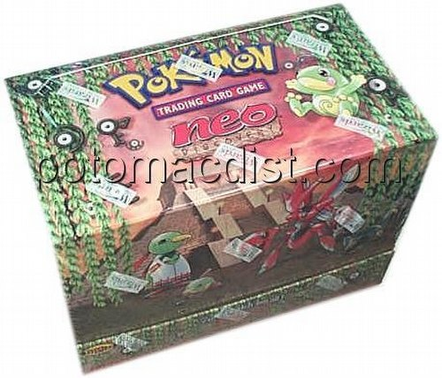 Pokemon TCG: Neo Discovery Preconstructed Starter Box