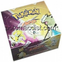 Pokemon TCG: Neo Destiny Booster Box [1st Edition]