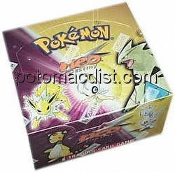 Pokemon TCG: Neo Destiny Booster Box [Unlimited]