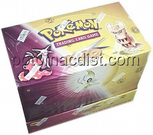 Pokemon TCG: Neo Destiny Preconstructed Starter Box