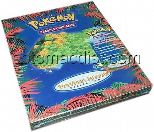 Pokemon: Southern Islands Gift Box