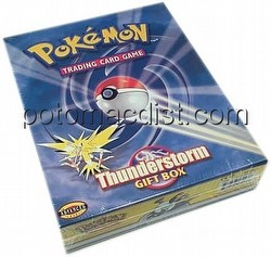 Pokemon: Thunderstorm Gift Box