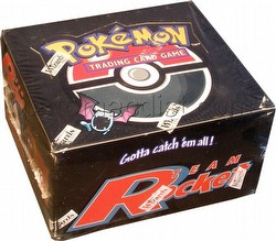 Pokemon TCG: Team Rocket Booster Box [1st Edition]